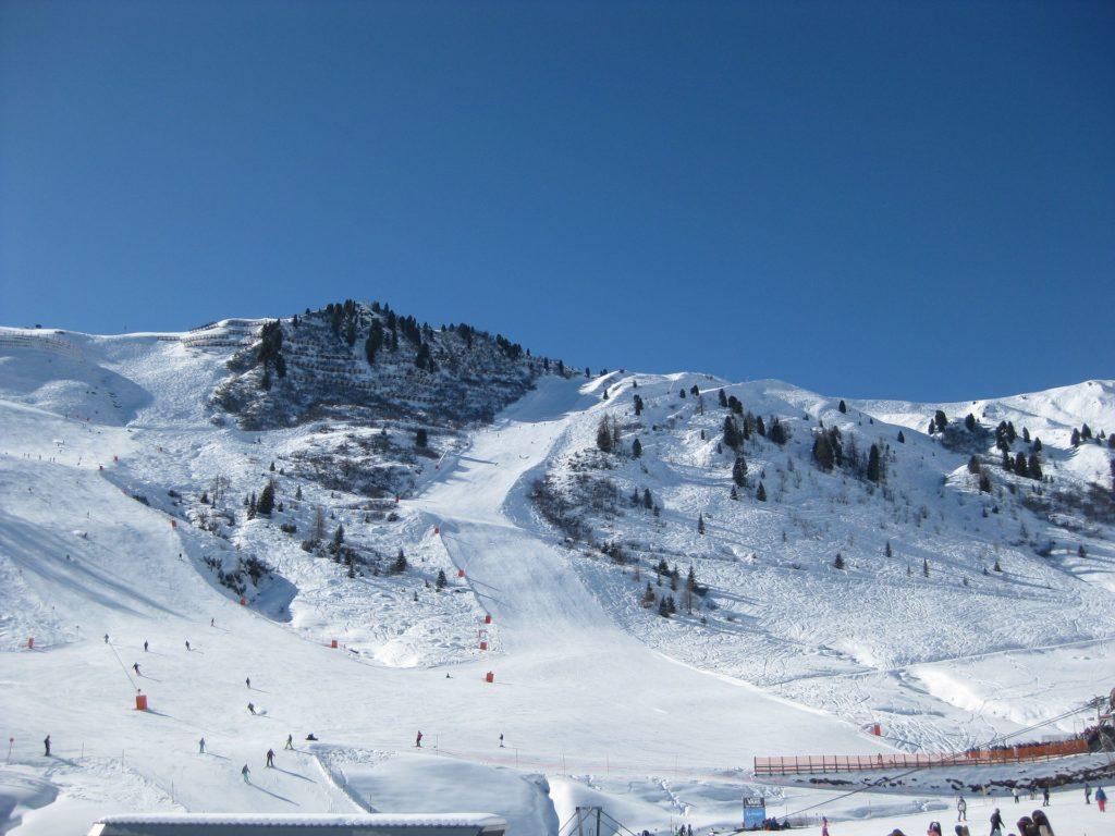skijališta, alpi, zima, zimovanje, sneg, skijanje, bord,