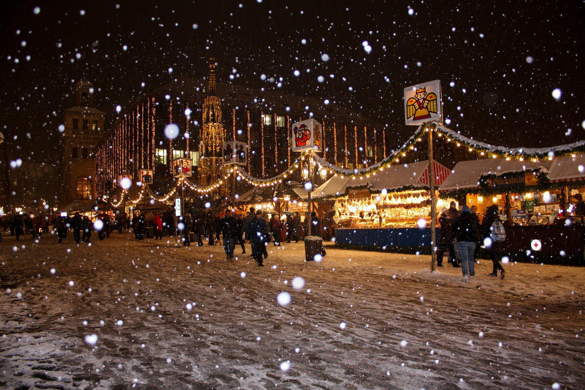 u bugarskoj, božić, zima,