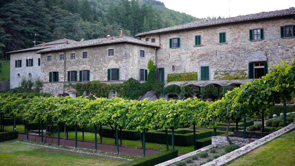 vino, italija, toskana